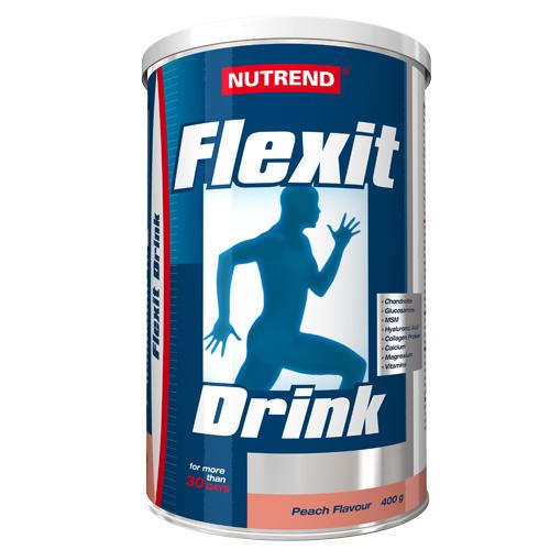NUTREND Flexit Drink 400g Broskev
