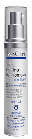 SynCare Denní krém 100% kyselina hyaluronová 50ml