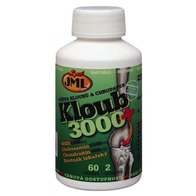 JML Kloub 3000+ MSM-Glukosamin+Chondroitin 62 tablet