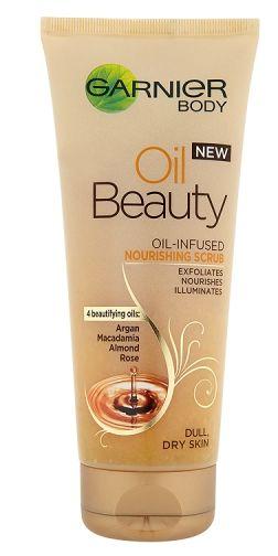 Oil Beauty tělový peeling 200ml