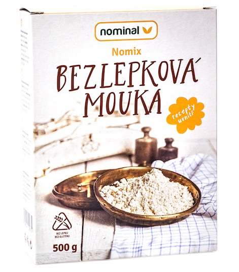Nominal  NOMIX bezlepková mouka 500g