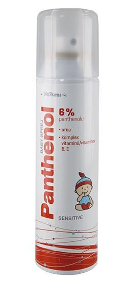 MedPharma Panthenol 6% Sensitive baby sprej 150ml