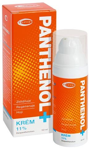 TOPVET Panthenol+ Krém 11% 50ml