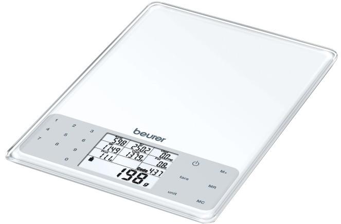 BEURER DS 61 Nutriční kuchyňská váha