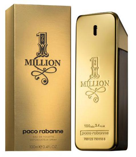Paco Rabanne 1 Million Men Toaletní voda pro muže 100ml