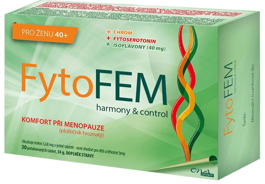 Fytofem harmony + control 30 tablet