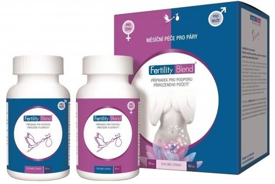 Fertility Blend Pro páry (ženy+muži) 90+60 tobolek