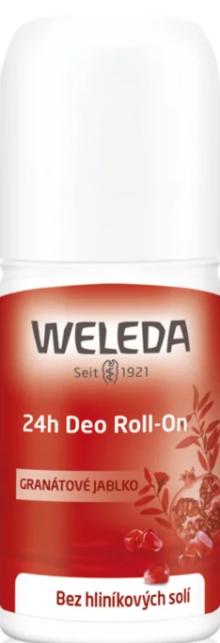 WELEDA Deo Granátové jablko 24h Roll-on 50ml