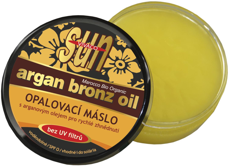 Sun Vital  Sun Vivaco SUN Bronz Opalovací máslo pro rychlé zhnědnutí 200ml
