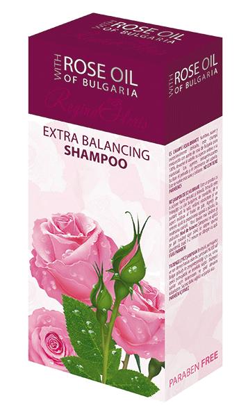 Biofresh Šampon na vlasy s růžovým olejem 230ml