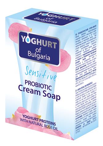 Biofresh Probiotické mýdlo s růžovým olejem 100g