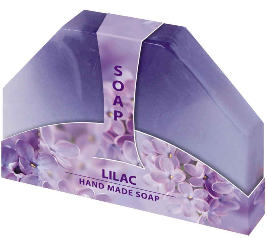 Biofresh Glycerinové mýdlo šeřík ručně vyráběné 80g