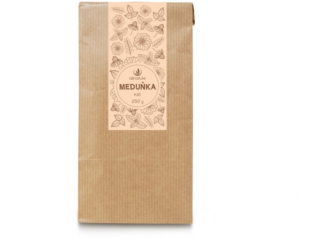 Allnature Čaj Meduňka nať 250g
