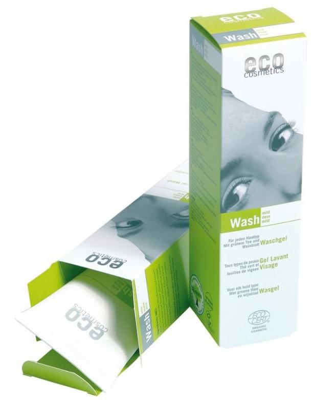 Eco Cosmetics Čistící gel na obličej BIO 125ml