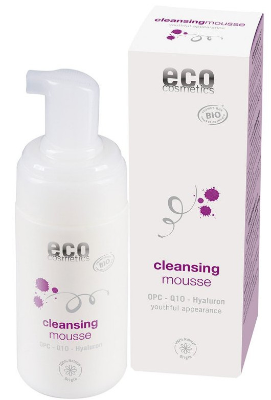 Eco Cosmetics Čistící pěna BIO 100ml