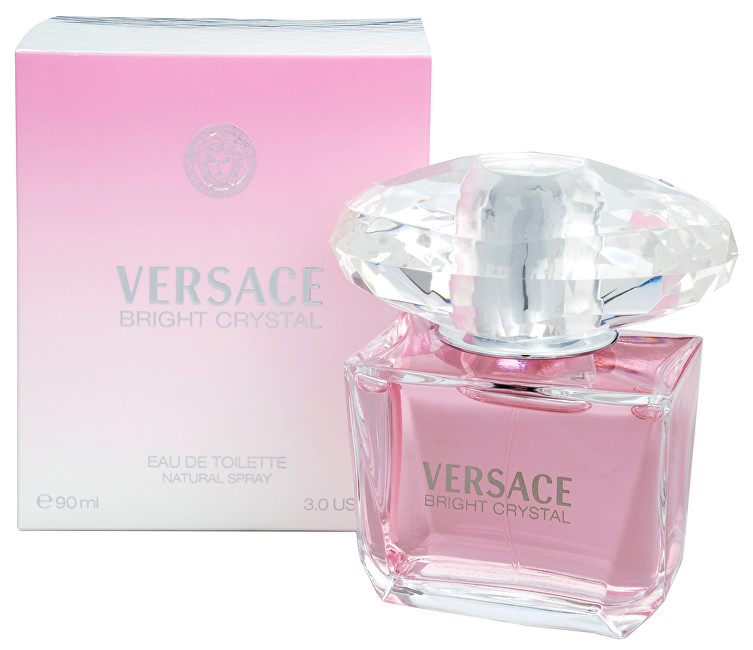 Versace Bright Crystal Toaletní voda pro ženy 200ml