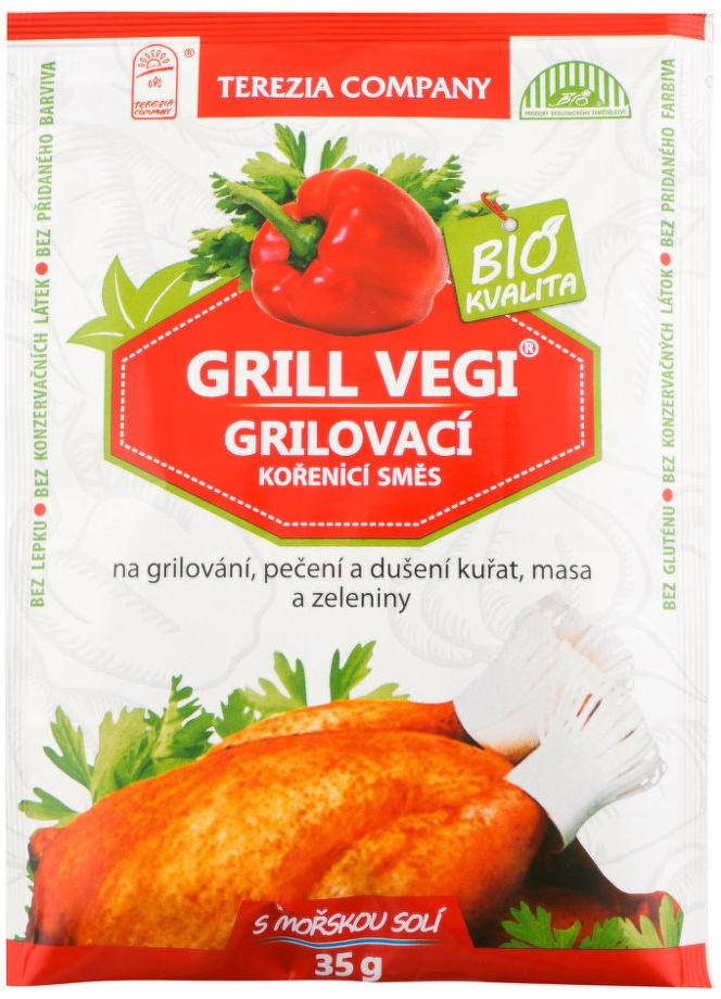E-shop Terezia Koření grill vegi BIO 35g