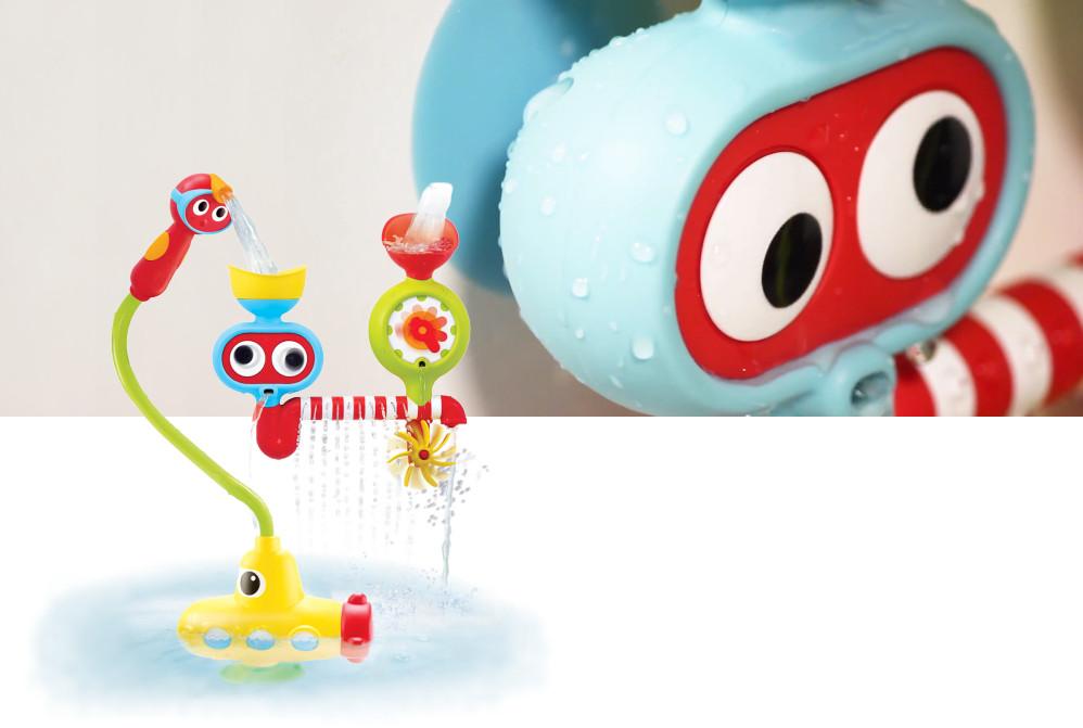 hračky do vany yookidoo
