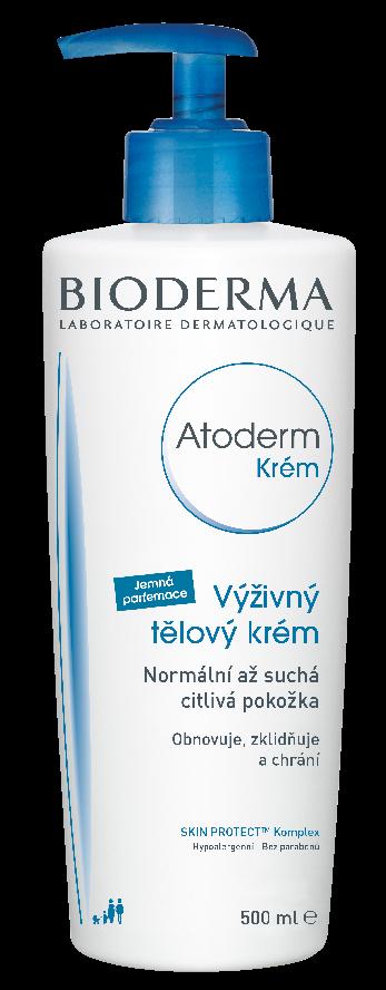 BIODERMA Atoderm Krém parfemovaný 500ml