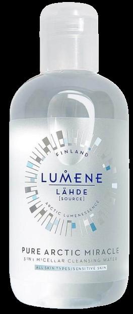 Lumene LÄHDE CLEANSING Čistý arktický zázrak – 3v1 čisticí micelární voda 250ml