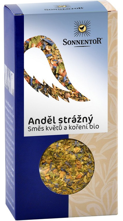 Sonnentor  Bio Anděl strážný - směs květů a koření 40g