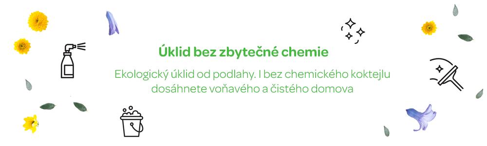 úklid bez chemie