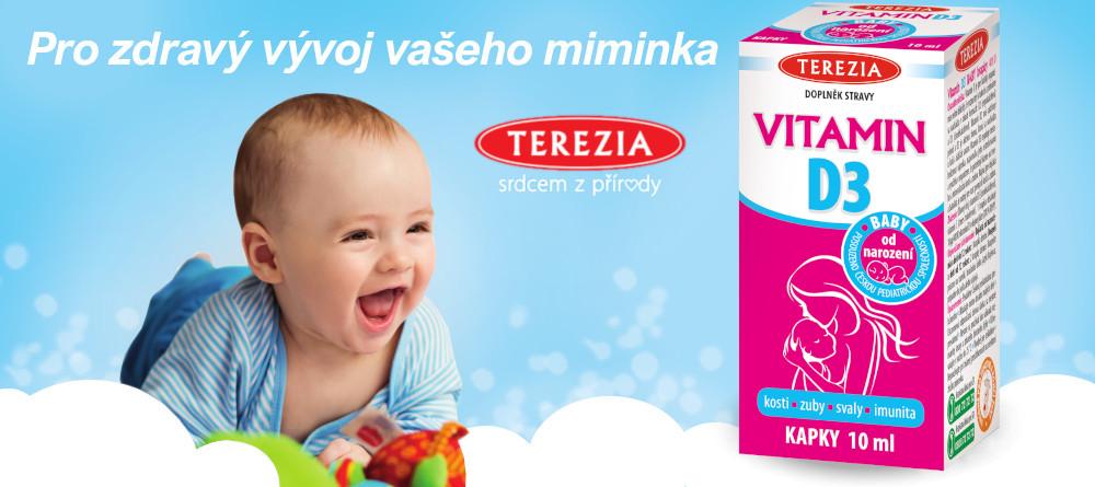 vitamin d terezia
