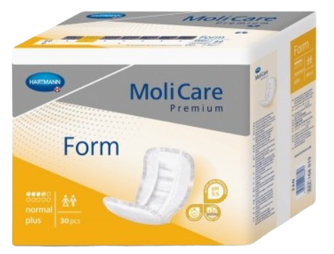 MoliCare Inkontinenční vložková plena Premium Form Normal+ 30ks