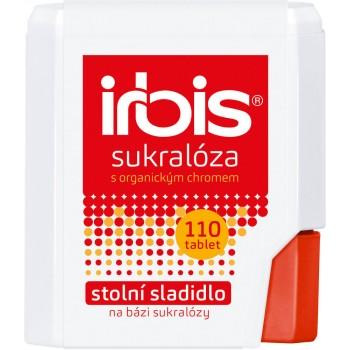 IRBIS Sukralóza s chromem - dávkovač 110 tablet