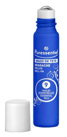 Puressentiel Roll-on proti bolesti hlavy 5ml