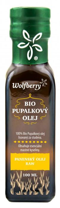 Wolfberry Pupalkový olej BIO 100ml