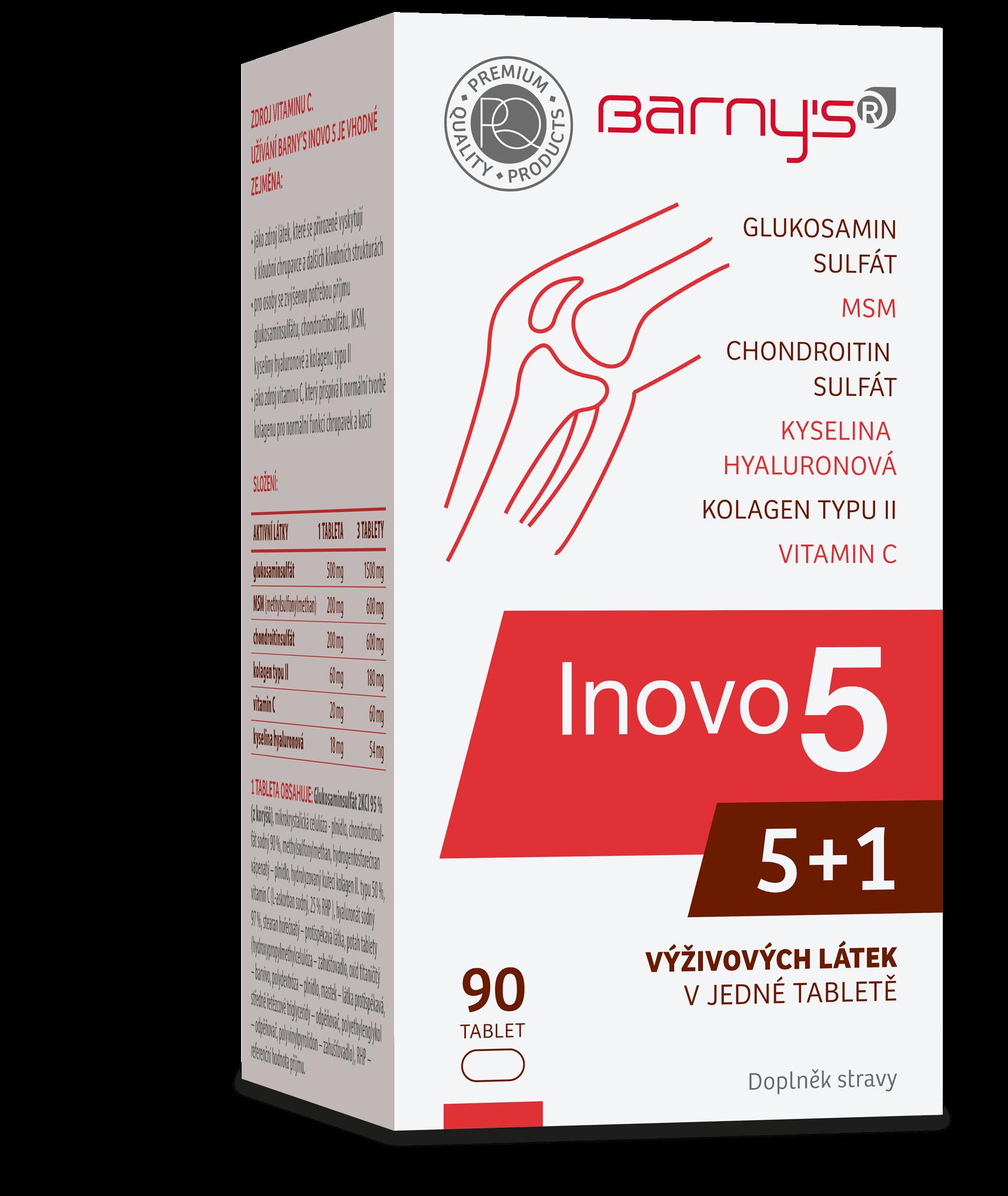 Barny's Inovo 5 90 tablet