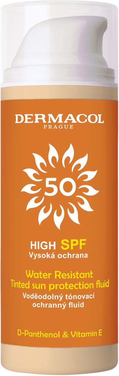 Dermacol SUN Tónovací pleťový fluid SPF 50 50ml
