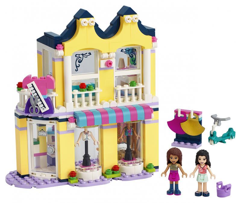 Lego Emma a její obchod s oblečením 41427