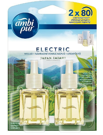 AmbiPur Electric Japan Tatami duopack náplň do osvěžovače 2x20ml