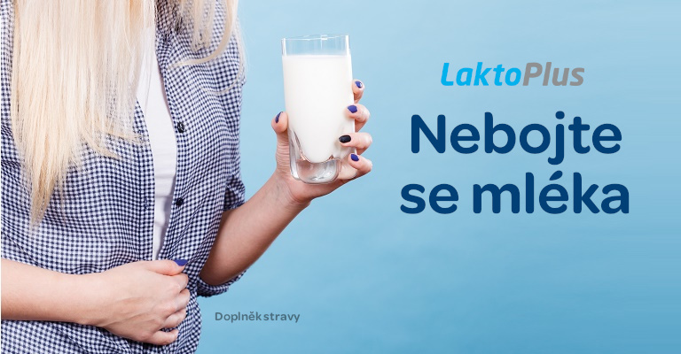 Nebojte se mléka