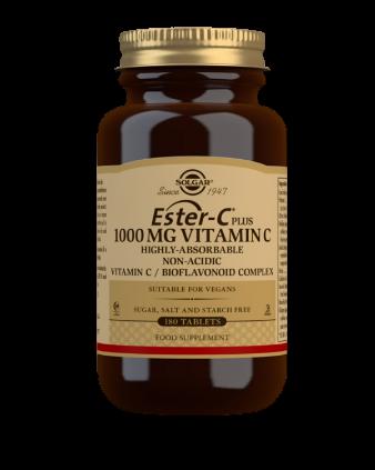 Solgar Ester-C Plus 1000 mg 180tbl
