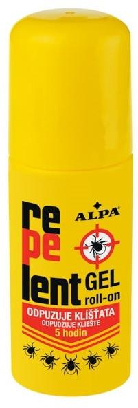 Alpa Repelent Gel Roll-On 50ml