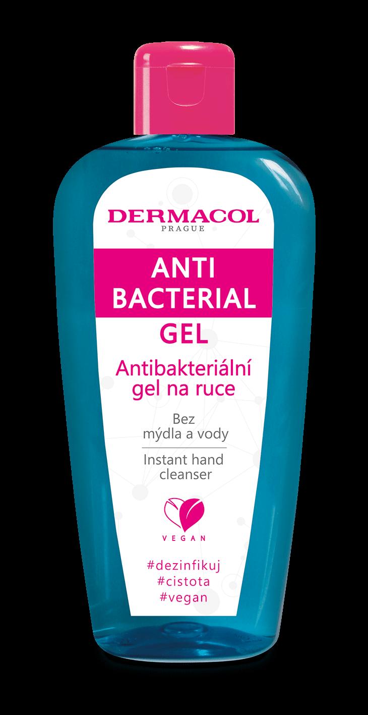 Dermacol Antibakteriální gel na ruce 200ml