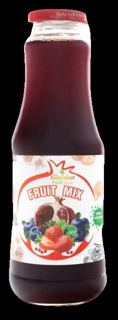 Georgian Nectar 100% ovocná šťáva Granátové jablko, Jahoda, Borůvka 1000ml