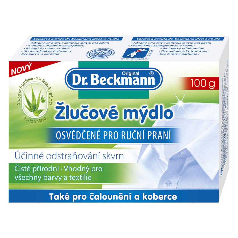 Dr. Beckmann žlučové mýdlo 100g