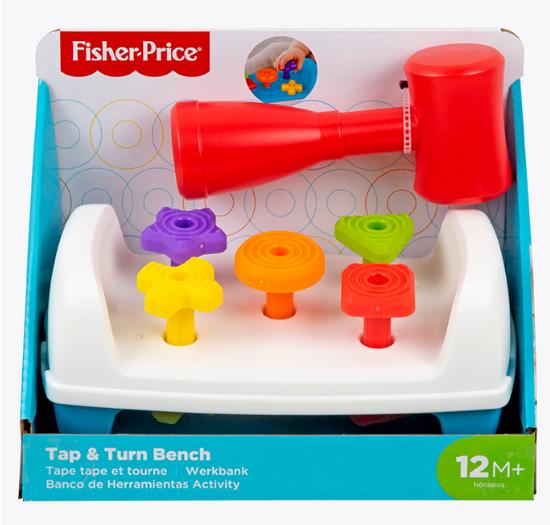 Fisher Price Zatloukačka