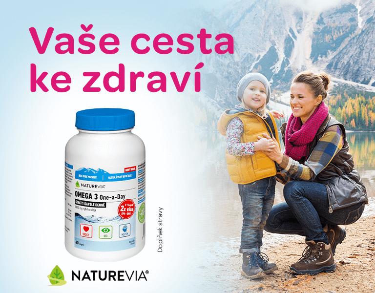 Swiss NatureVia Omega 3, mastné kyseliny