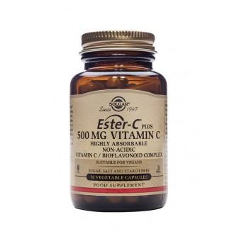 Solgar Vitamín C - Ester-C Plus 500 mg 50 tablet