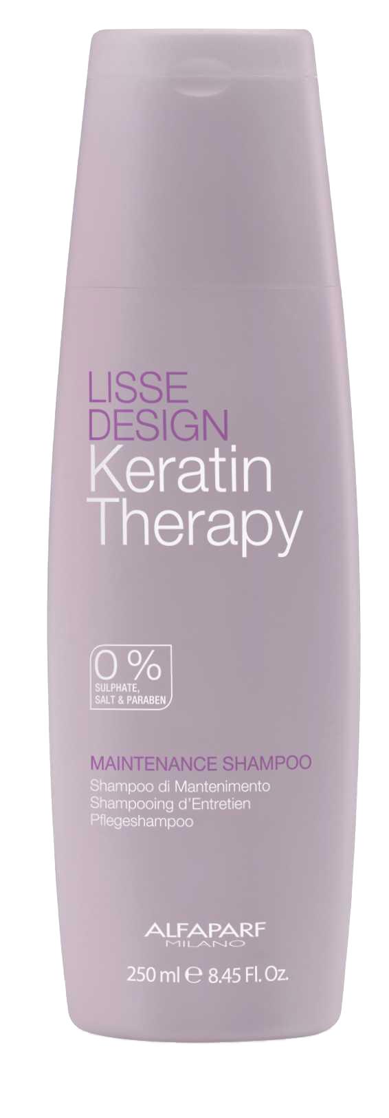 Alfaparf Milano Keratin Therapy Udržující šampon na domácí použití 250ml