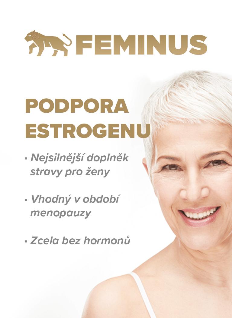 Feminus, menopauza