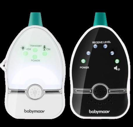 Babymoov Baby monitor Easy Care Digital Green 1ks