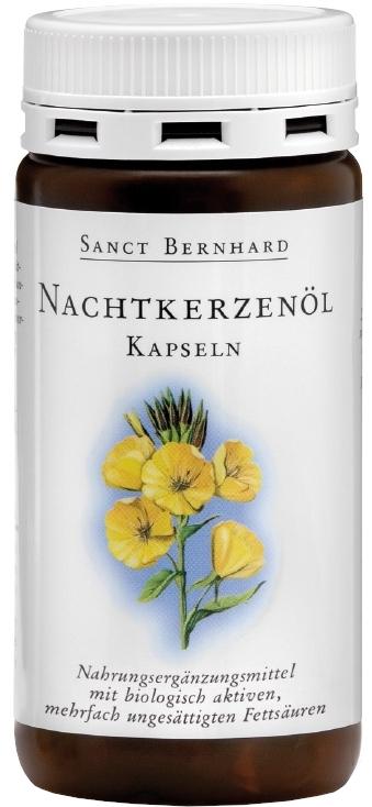 Sanct Bernhard Pupalkový olej 200 kapslí