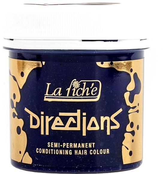 La Riché Directions Neon Blue polopermanentní barva na vlasy - neonová modrofialová 88ml