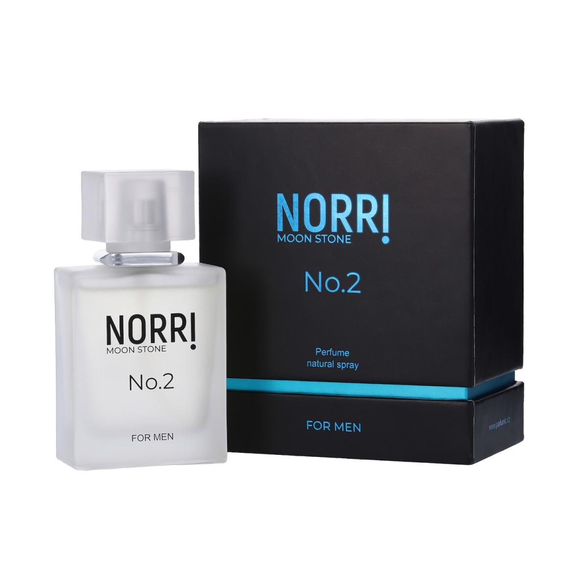 Norri No2 Moon Stone pánský parfém 50ml